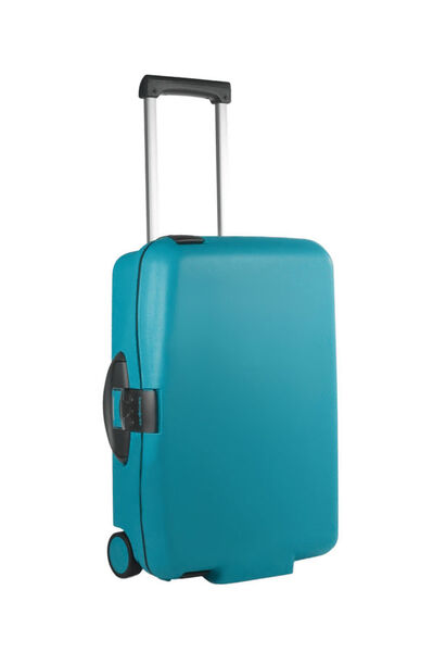 Cabin Collection Upright (2hjul) 55cm Cielo Blue
