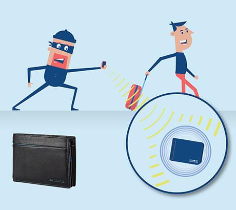 Introducing the RFID-Blocking Wallet