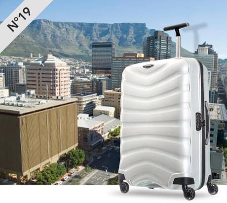 Cape Town, South Africa with Firelite
