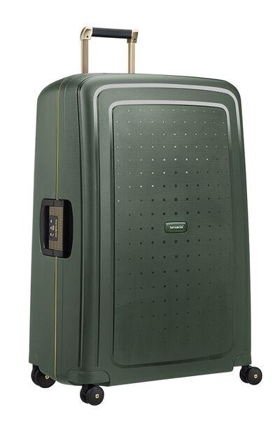 S'Cure DLX Resväska med 4 hjul 81cm
