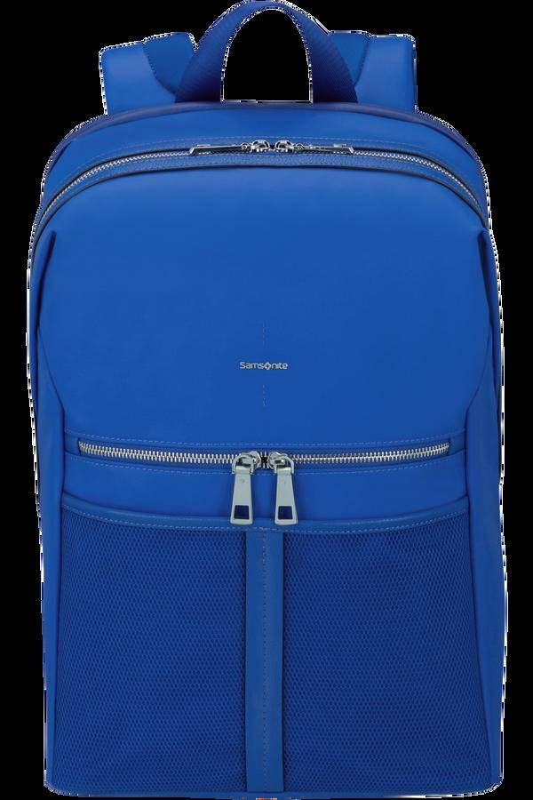Samsonite Activ-Eight Zippered Backpack 15.6'  Vivid Blue