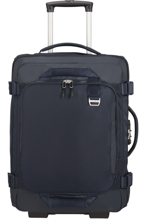 Samsonite Midtown Duffle/Backpack with wheels 55cm  Dark Blue