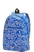Travel Accessories Ryggsäck Graffiti Blue