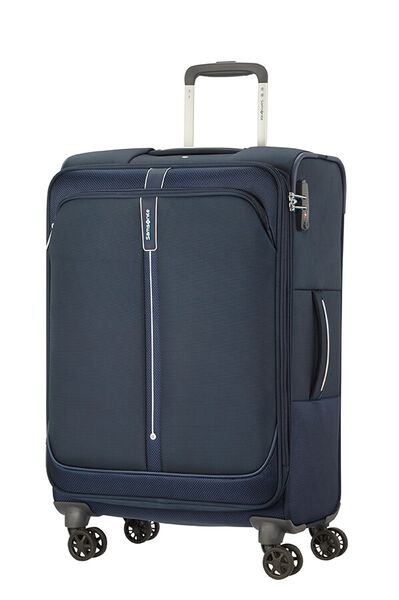 Popsoda Expanderbar resväska med 4 hjul 66cm