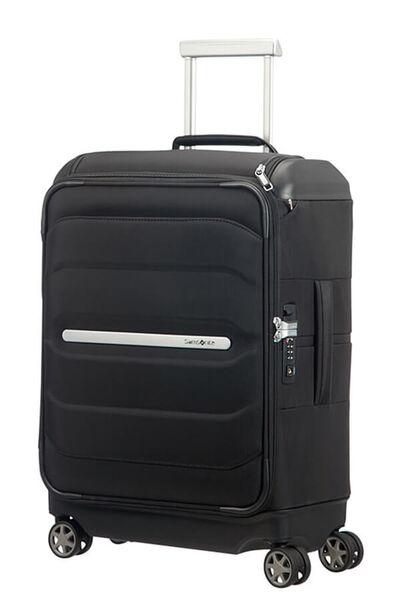 Flux Soft Resväska med 4 hjul & Top pocket 55cm