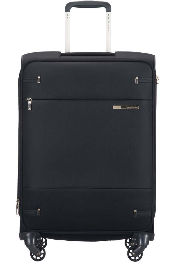 Samsonite Base Boost Spinner Expandable 66cm  Black