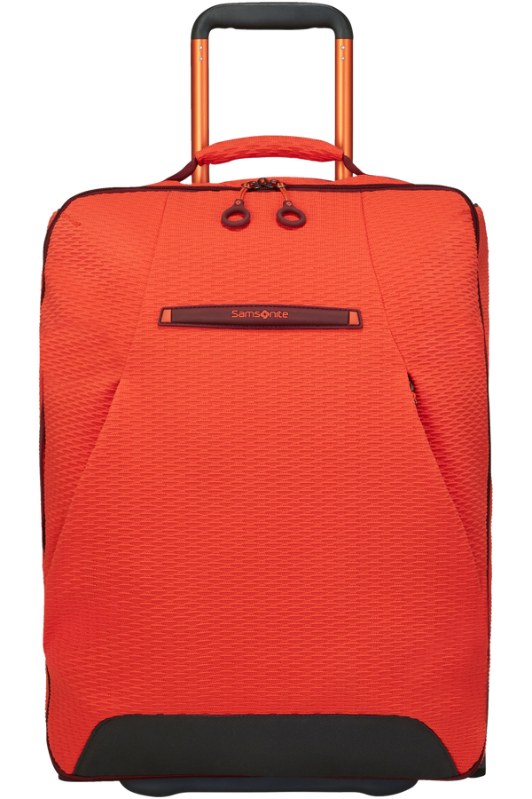 Samsonite Neoknit Duffle with Wheels Backpack 55cm  Fluo Red/Port
