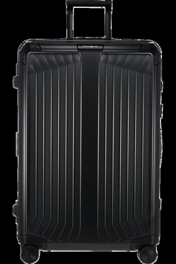 Samsonite Lite-Box Alu Spinner 76cm  Black
