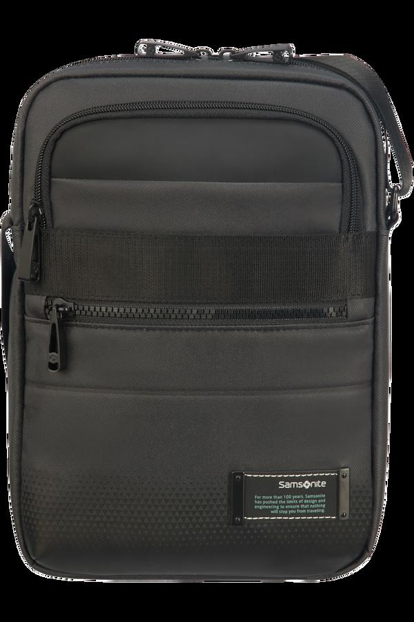 Samsonite Cityvibe 2.0 Tablet Crossover Bag  9.7inch Jet Black