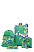 Ergonomic Backpack Ryggsäck Jungle Adventure