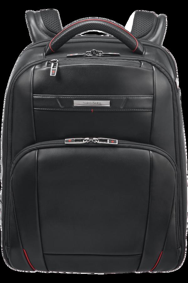 Samsonite Pro-Dlx 5 Lth Laptop Backpack  14.1inch Black