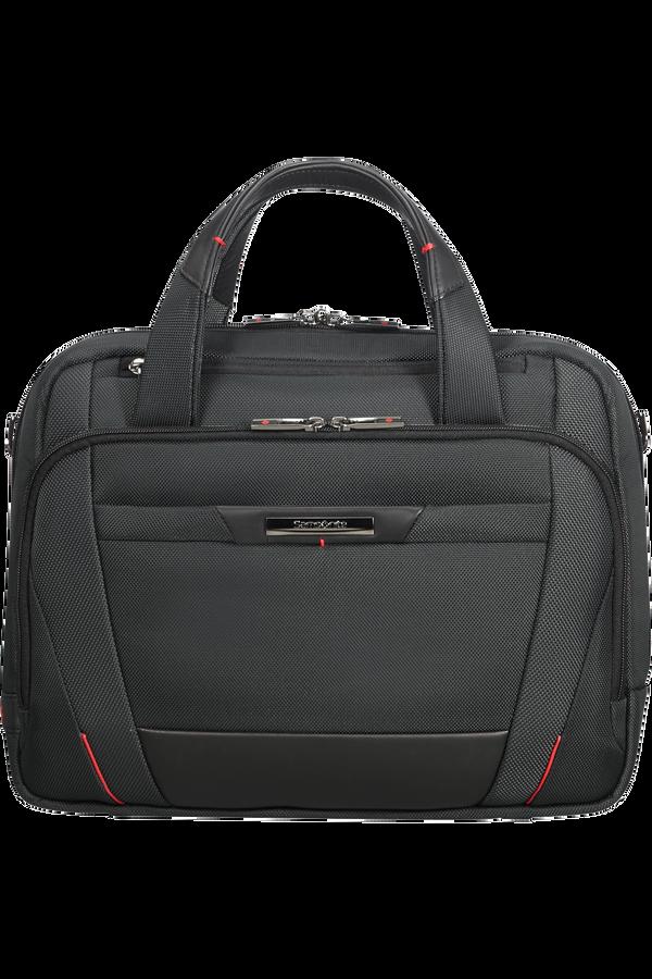 Samsonite Pro-Dlx 5 Laptop Bailhandle  35.8cm/14.1inch Black