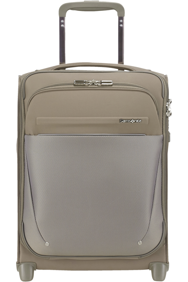 Samsonite B-Lite Icon Upright Underseater USB 45cm  Dark Sand