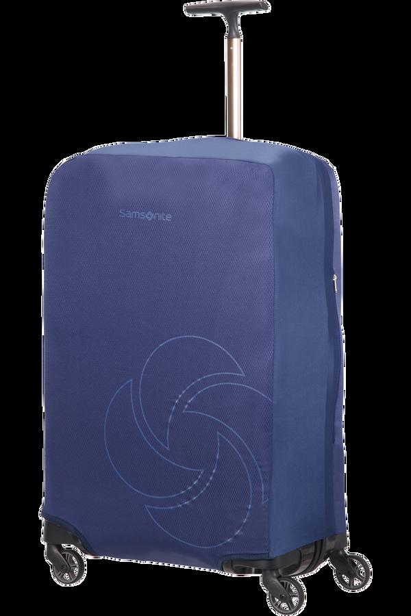 Samsonite Global Ta Foldable Luggage Cover M/L Midnight Blue