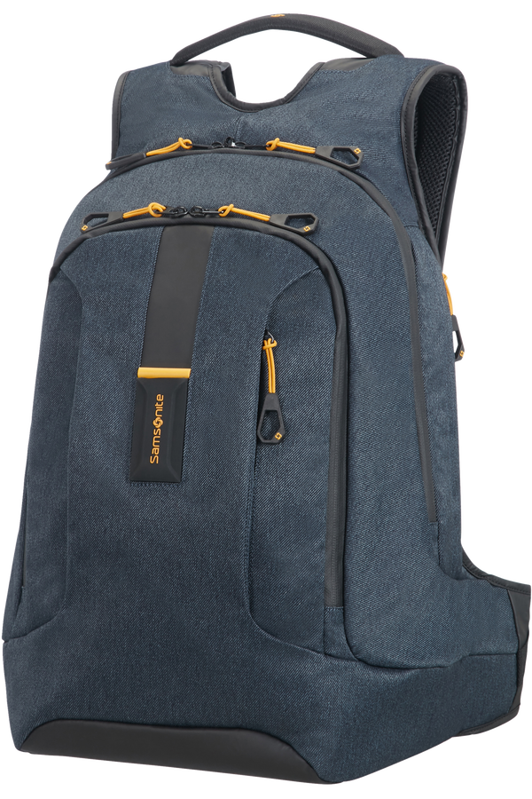 Samsonite Paradiver Light Laptop Backpack L Plus 39.6cm/15.6inch Jeans blue