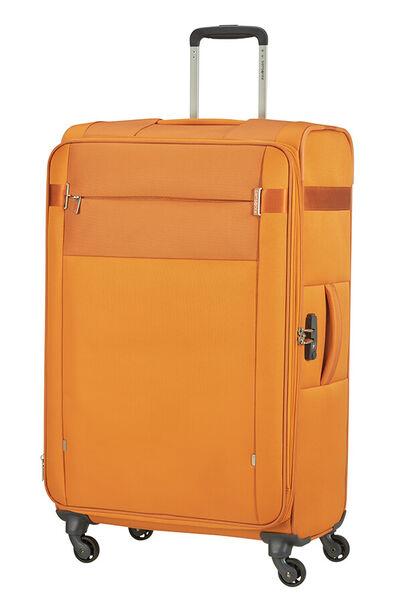 Citybeat Expanderbar resväska med 4 hjul 78cm