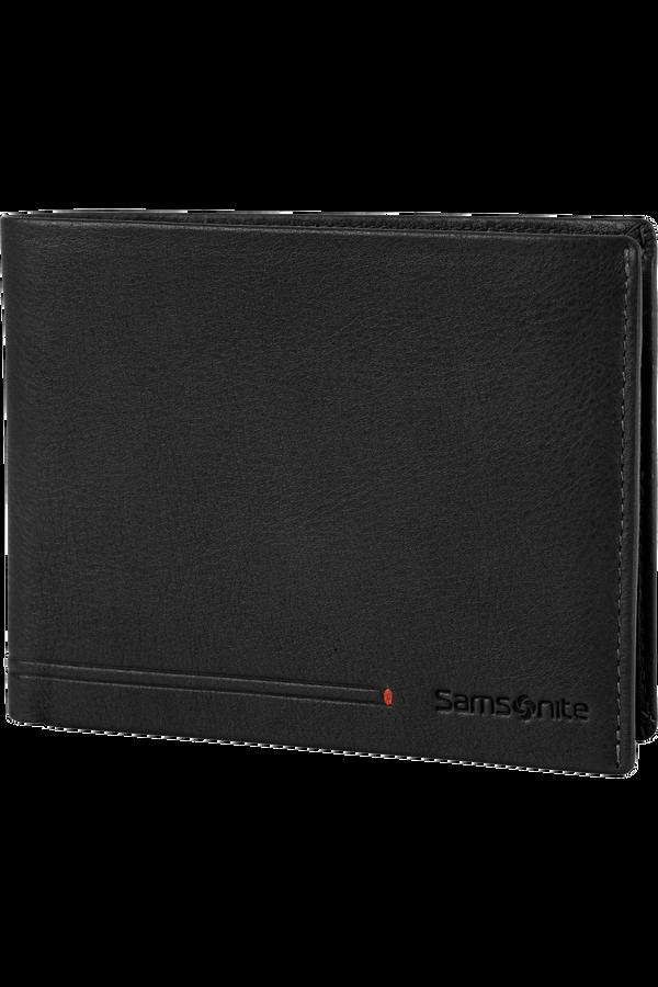 Samsonite Simpla Slg 005 - B 8 CC+2 C  Black