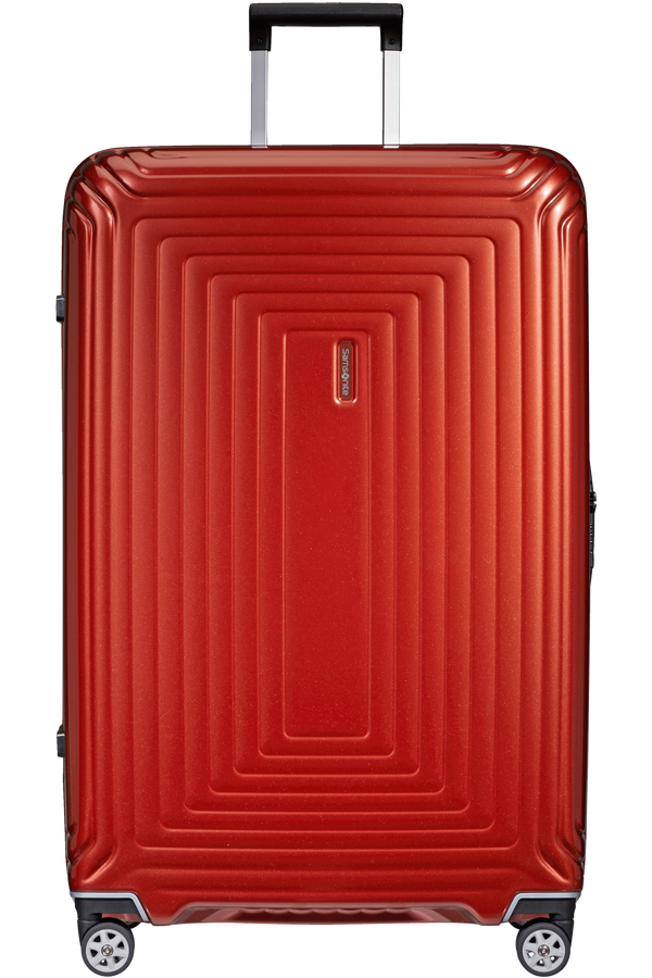Samsonite Neopulse Spinner 81cm  Metallic Intense Red