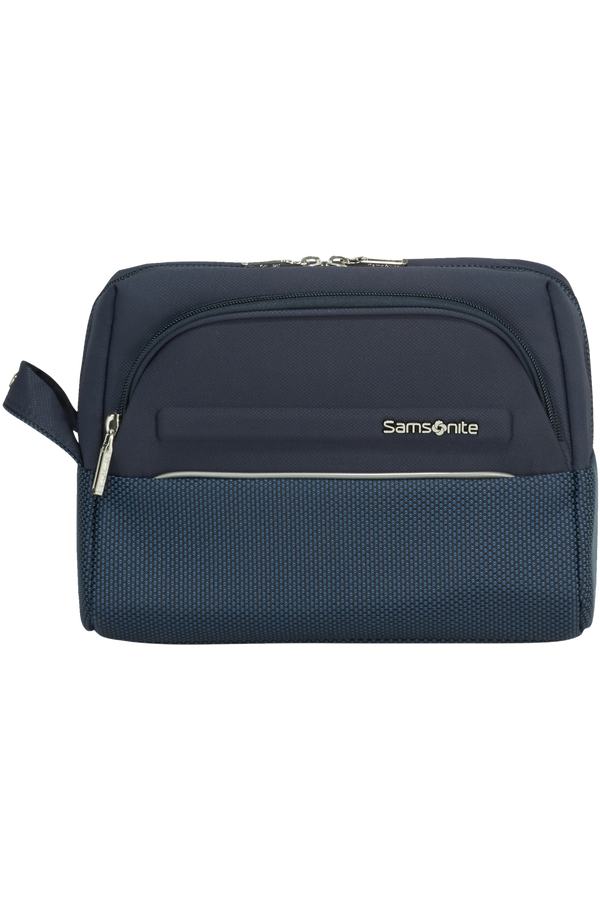Samsonite B-Lite Icon Toilet Kit  Dark Blue