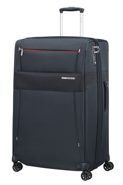 Duopack Expanderbar resväska med 4 hjul 78cm