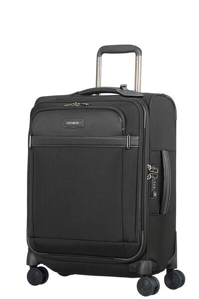 Lite Dlx Sp Expanderbar resväska med 4 hjul 55cm