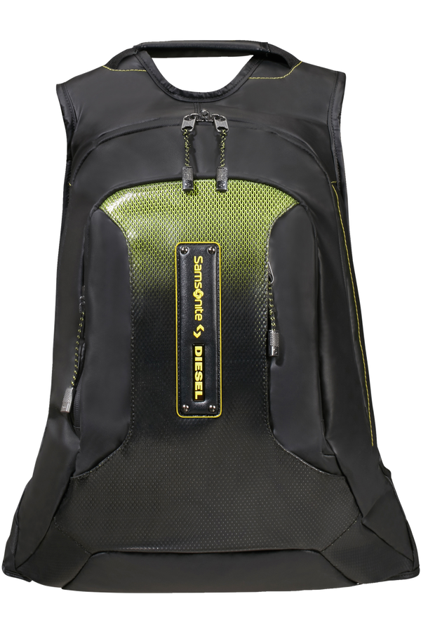Samsonite Paradiver X Diesel Laptop Backpack L  Black/Yellow