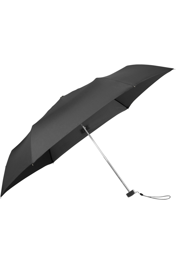 Samsonite Rain Pro 3 Sect. Ultra Mini Flat Black