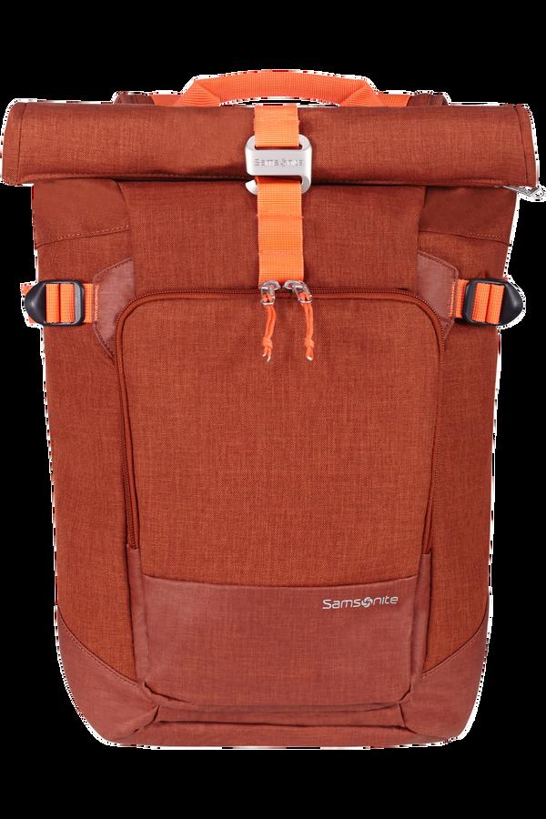 Samsonite Ziproll Laptop Backpack S  Burnt orange