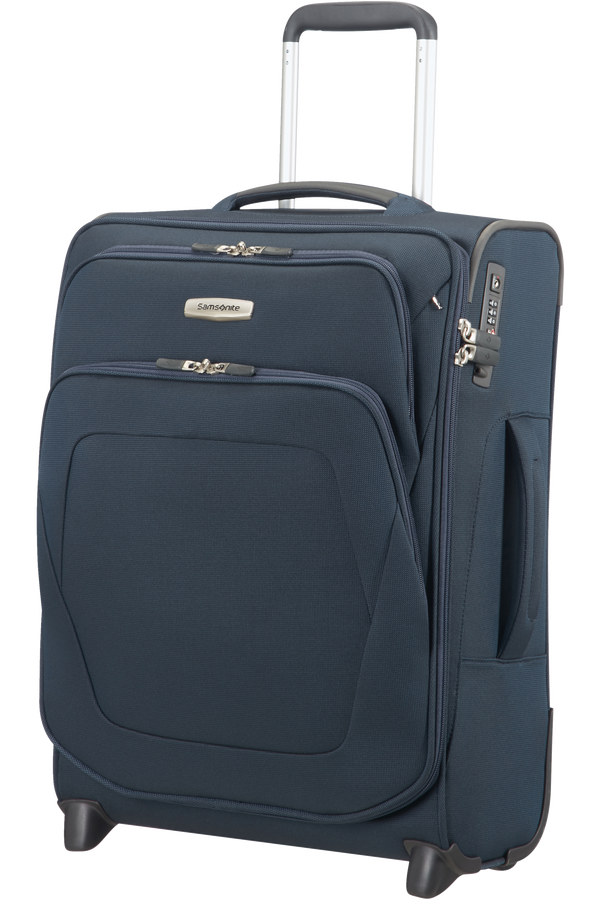 Samsonite Spark SNG Upright Expandable 55cm  Blue