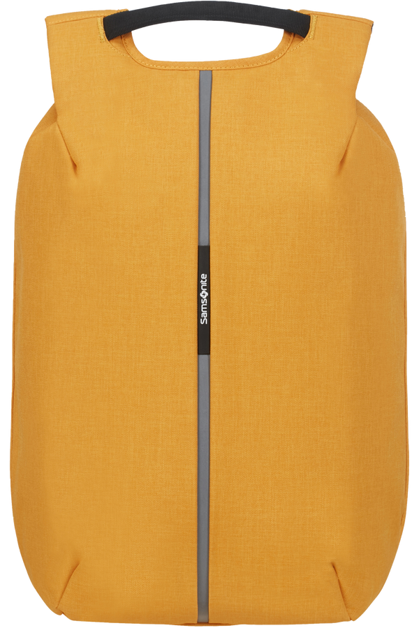 Samsonite Securipak Laptop Backpack 15.6'  Sunset Yellow