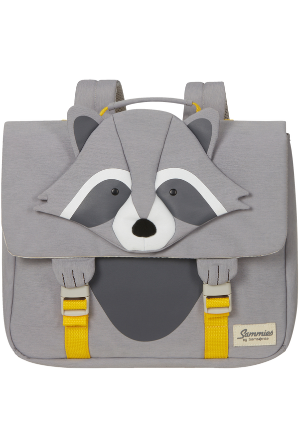 Samsonite Happy Sammies Eco Schoolbag Raccoon Remy S  Raccoon Remy