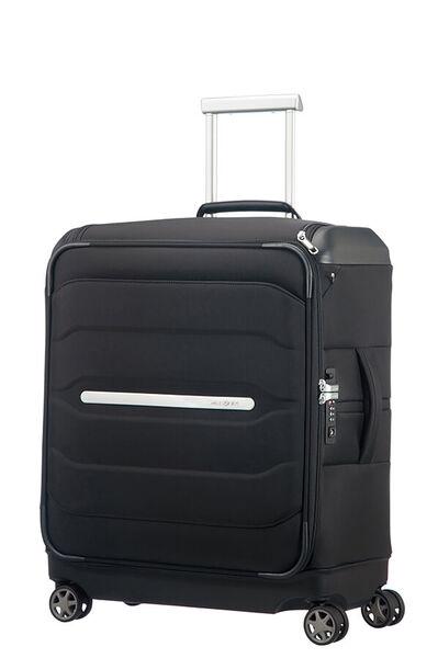 Flux Soft Resväska med 4 hjul & Top pocket 56cm