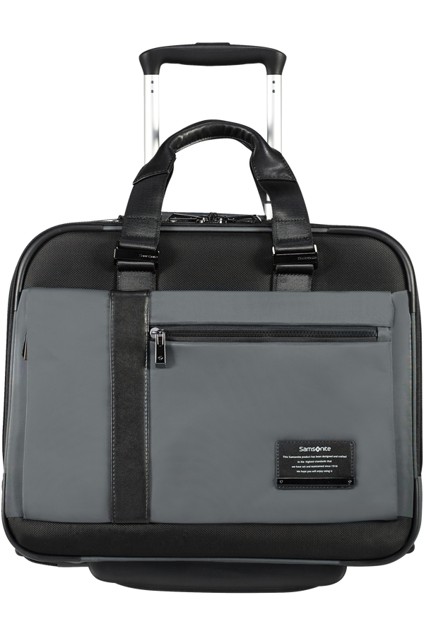 Samsonite Openroad Rolling Tote  16.4inch Eclipse Grey