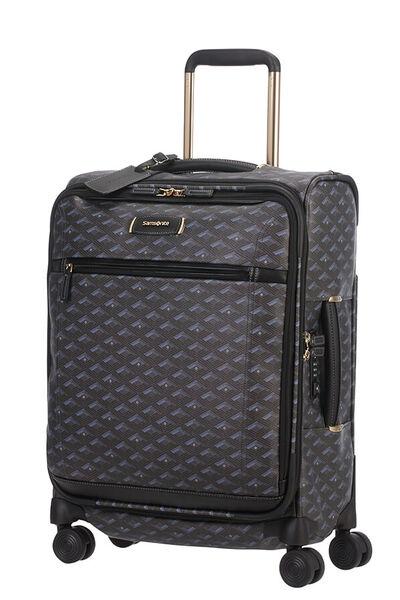 Lite Dlx Ltd Expanderbar resväska med 4 hjul 55cm