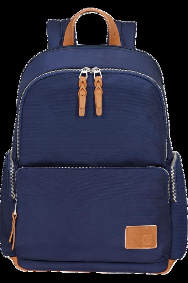 Samsonite Yourban Backpack 3 Pkt  Midnight Blue