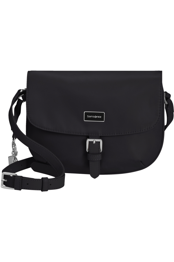 Samsonite Karissa 2.0 Round Messenger S  Black