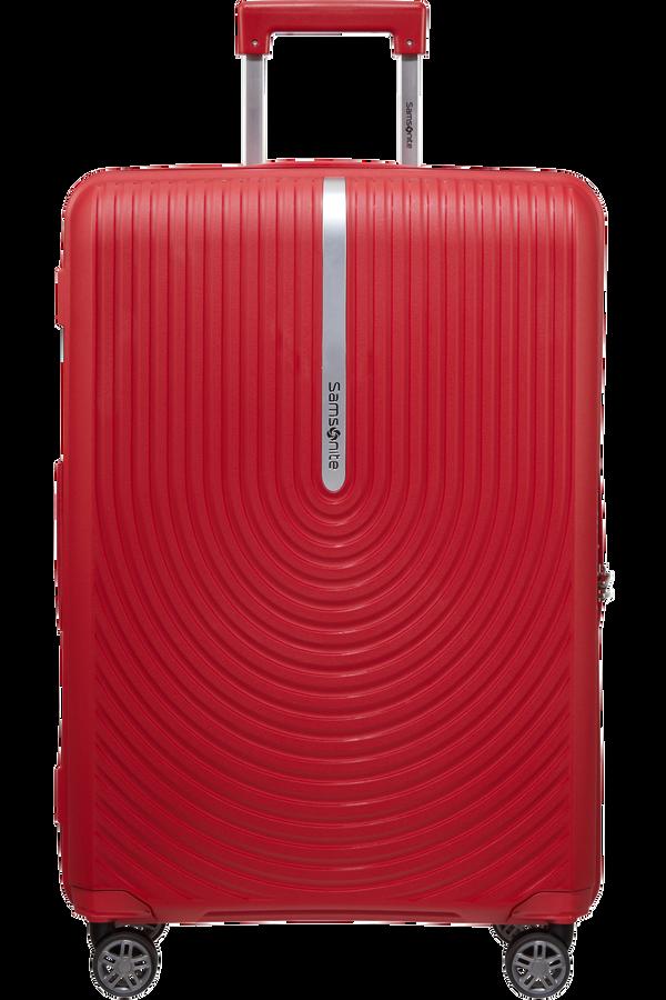 Samsonite Hi-Fi Spinner Expandable 68cm  Red