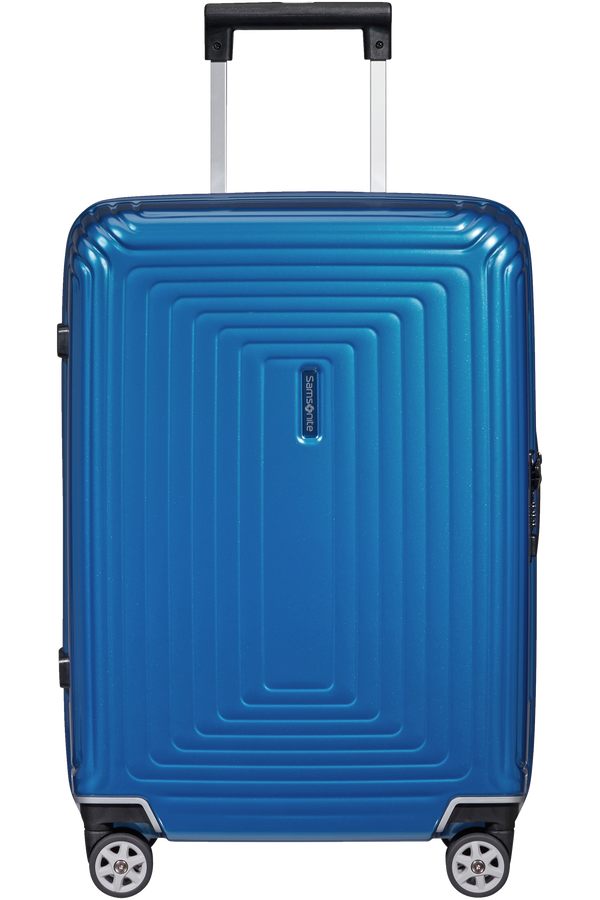 Samsonite Neopulse Spinner Width 23cm 55cm  Metallic Intense Blue