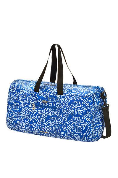 Travel Accessories Duffelväska Graffiti Blue