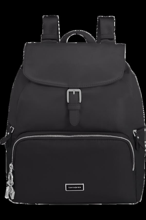 Samsonite Karissa 2.0 Backpack 3 Pockets 1 Buckle  Black