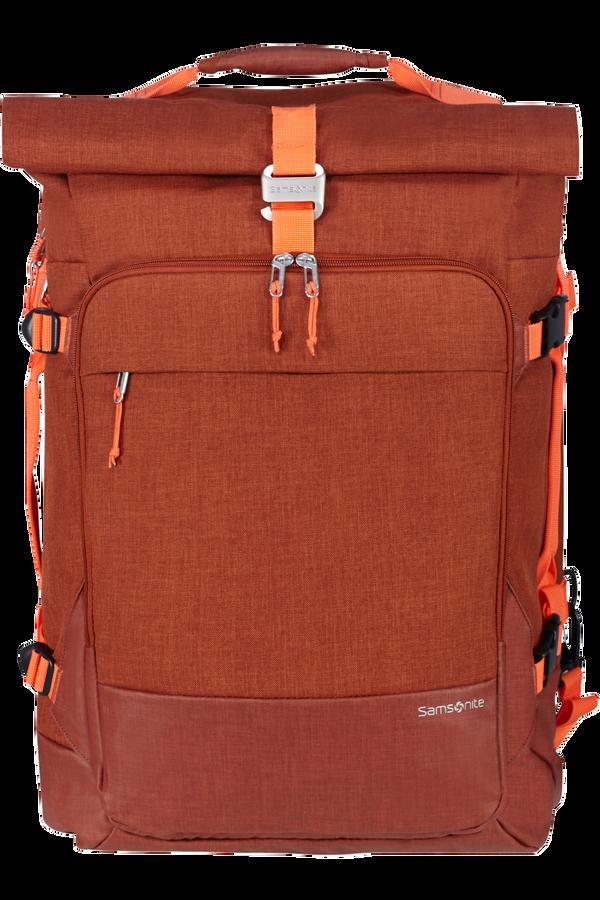 Samsonite Ziproll Duf.55/22 3-Way Boardcase  Burnt orange