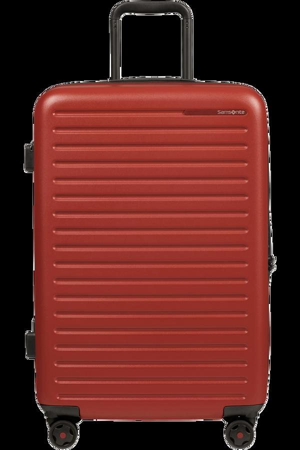 Samsonite Stackd Spinner 68cm  Red