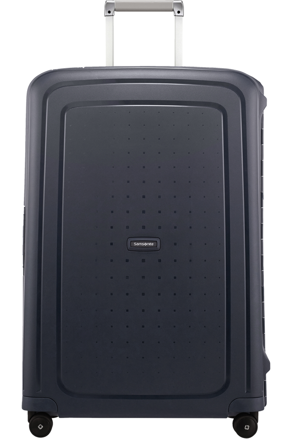 Samsonite S'Cure Spinner 75cm  Navy Blue Capri