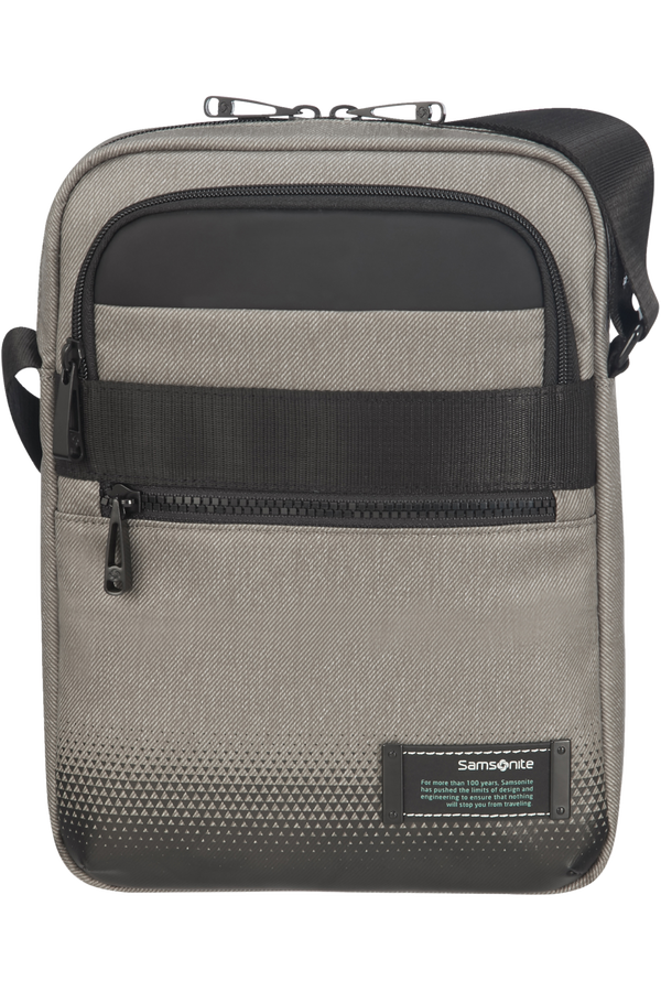 Samsonite Cityvibe 2.0 Tablet Crossover Bag  9.7inch Ash Grey