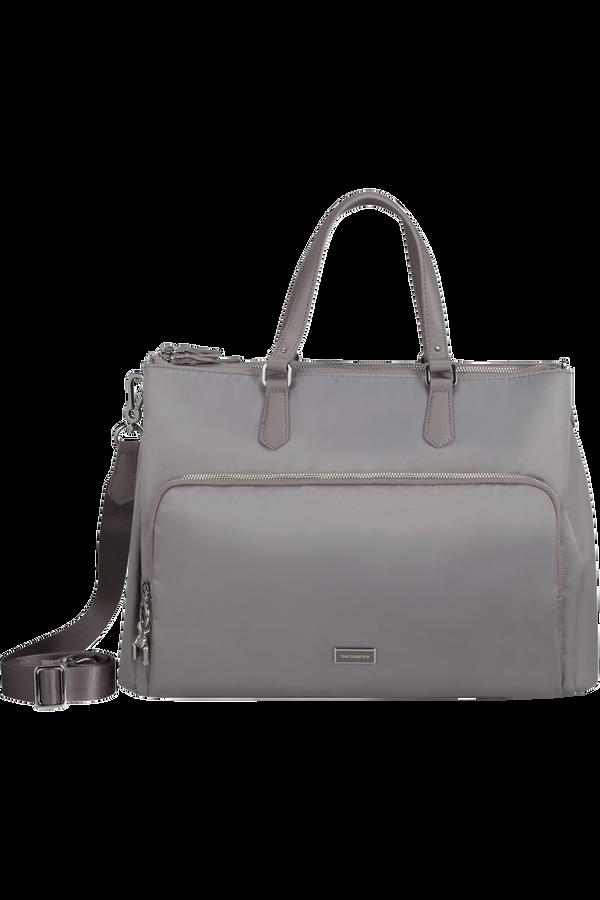 Samsonite Karissa Biz 2.0 Org. Shopping Bag 3 Comp.  14.1inch Lilac Grey