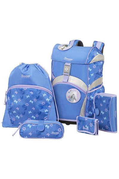 Ergonomic Backpack Ryggsäck Bellflower