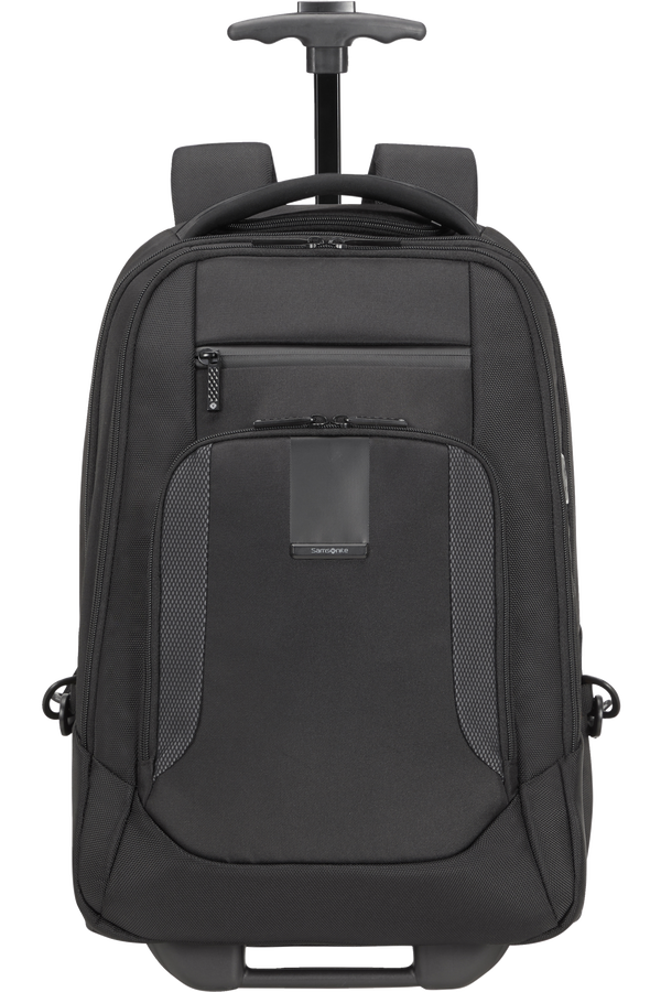 Samsonite Cityscape Evo Laptop Backpack with Wheels  15.6inch Black