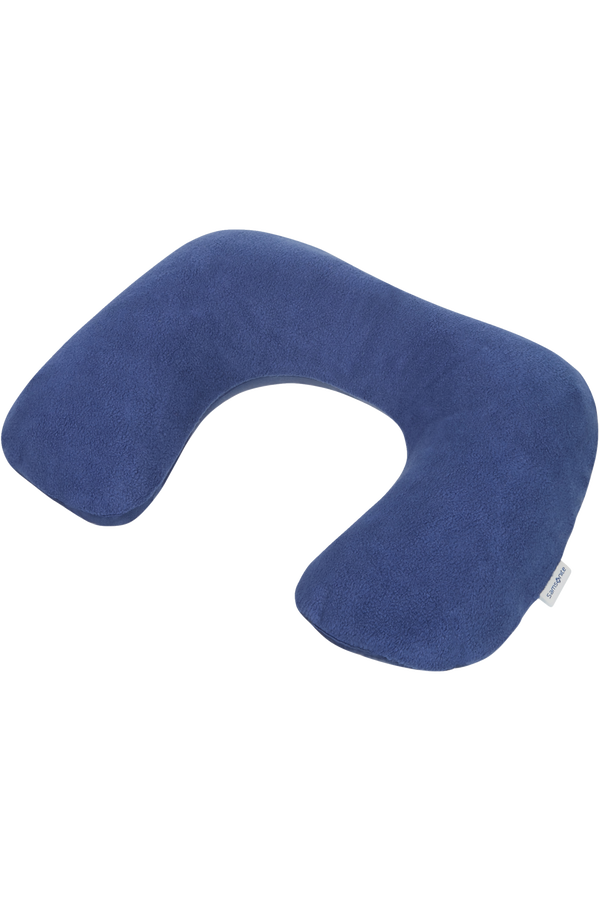 Samsonite Global Ta Infl.Pillow + Remov.Cover Midnight Blue