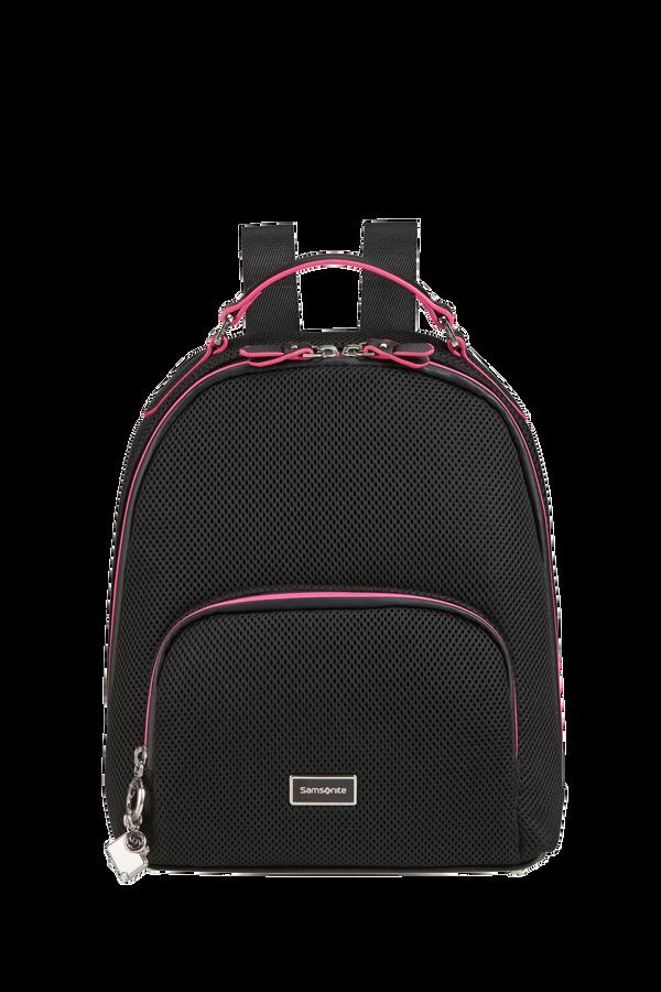 Samsonite Karissa 2.0 Backpack Mesh S  Black/Raspberry Pink