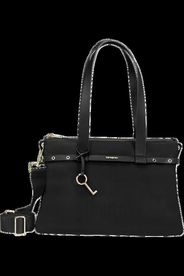 Samsonite Skyler Pro Shopping Bag  Black
